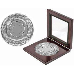 Медаль наградная в футляре
