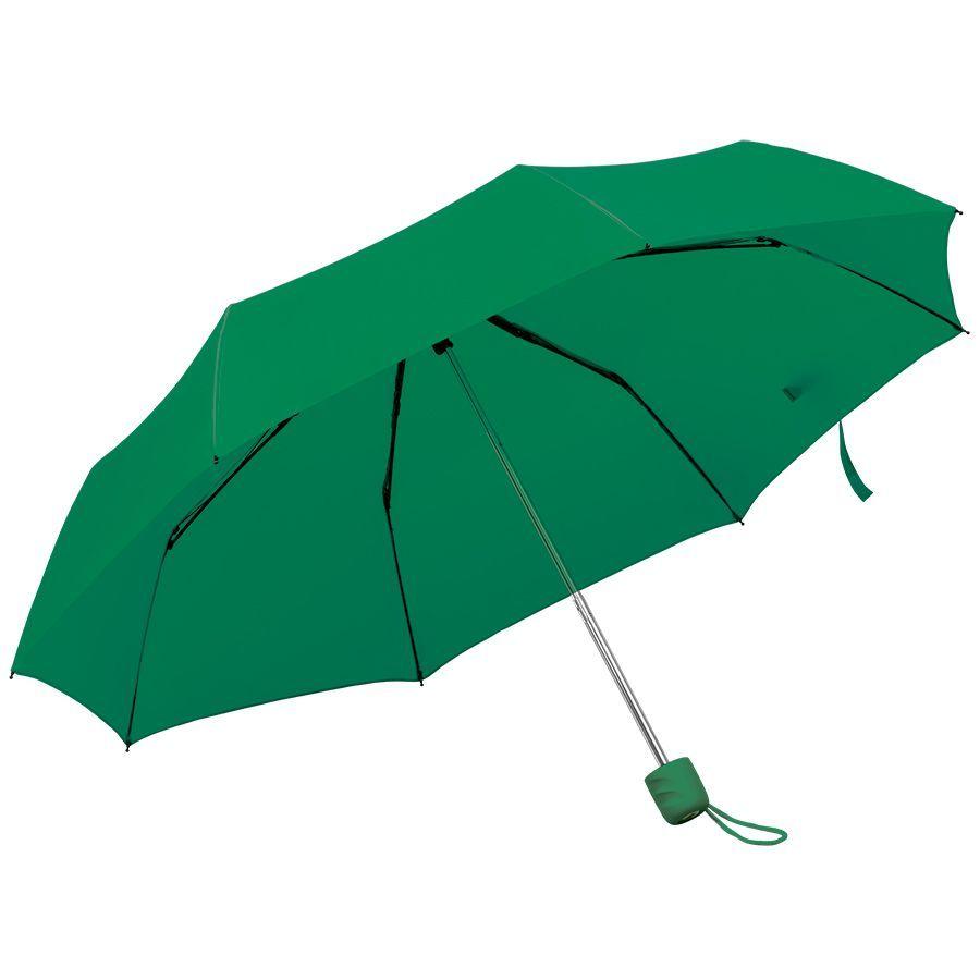 Складной зонт Foldi зеленый
