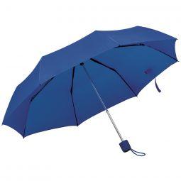Складной зонт Foldi темно-синий