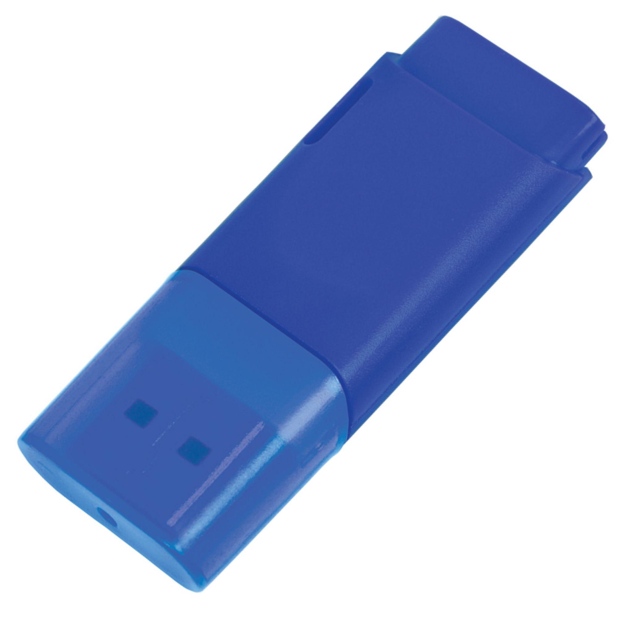 Синяя флешка Osiel 8 Gb